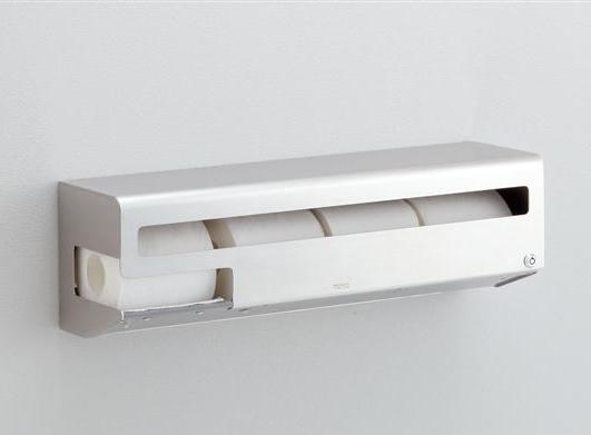 TOTO トイレ アクセサリー 紙巻器 写真はLタイプ スペア3個(横型タイプ)【YH163 R/L】【YH163L/YH163R】[新品]