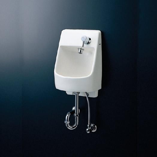 TOTO【LSE570RNAPFR】コンパクト手洗器 手洗器・セット金具一式(電気温水器・木枠・トラップカバー付)Pトラップ 店舗用 カフェ用 手洗い器セット 保健所対策 省スペース[新品]