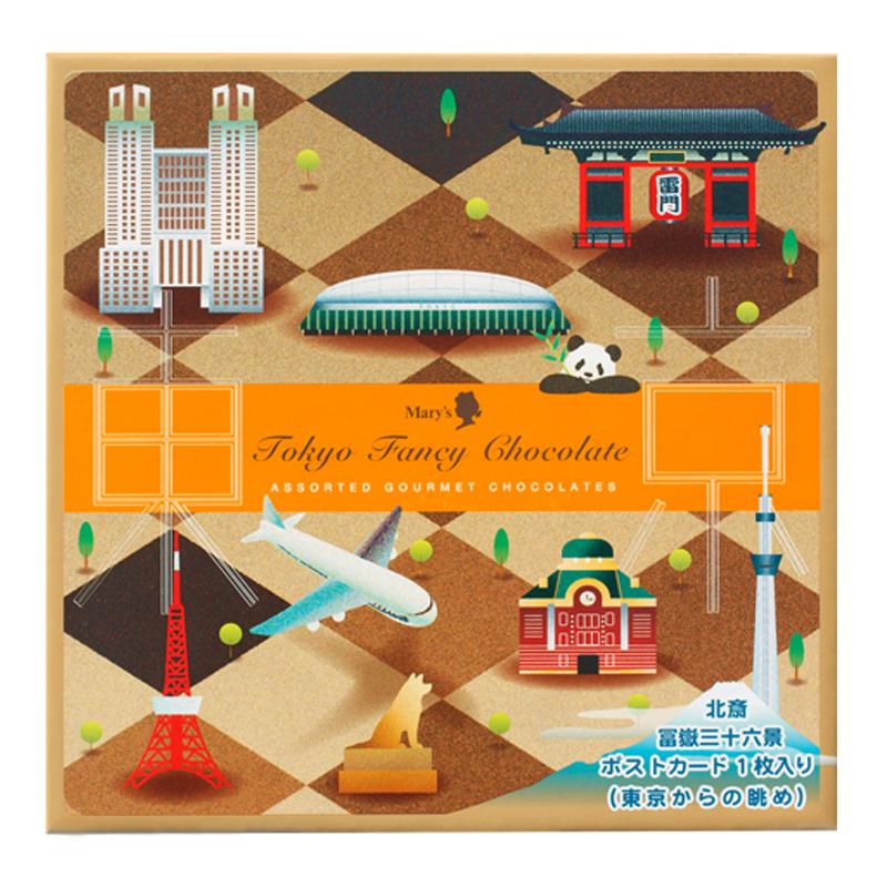 东京粉丝海巧克力25个装