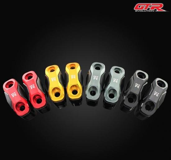 ホンダ CB250R GTR ハンドルバークランプ 28mm 4色 4214126293a