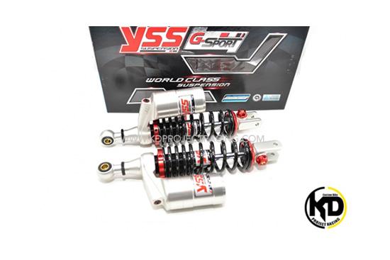 ヤマハ NMAX125 NMAX155 サスペンション ガスショック YSS Gスポーツ TG302-335TRL 2色 4126-4127