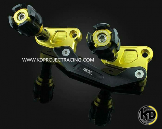 ヤマハ NVX125 GTR マフラースライダー 5色 4048-4206085369