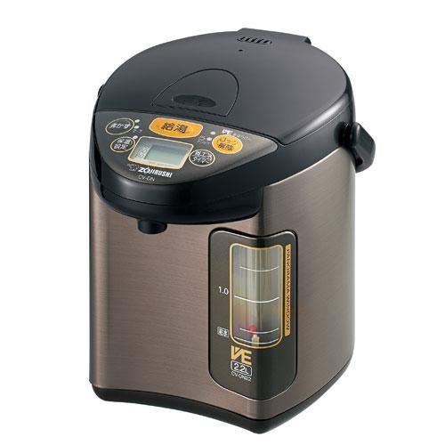 象印 2.2L マイコン沸とうVE電気まほうびん CV-DN22-TA