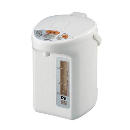 象印 2.2L マイコン沸とうVE電気まほうびん CV-TY22-WA