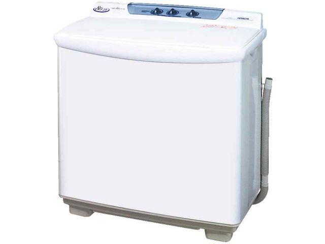 日立 PS-80S-W 【8.0kg 2槽式洗濯機】