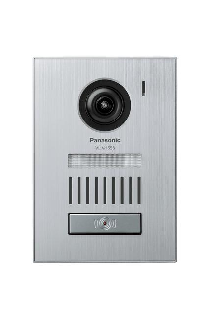 パナソニック カラーカメラ玄関子機VL-VH556L-S