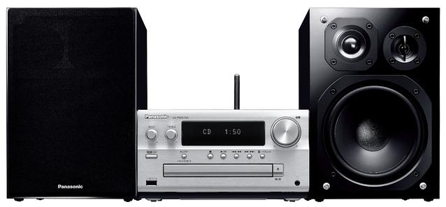 パナソニック CDステレオシステム SC-PMX150-S