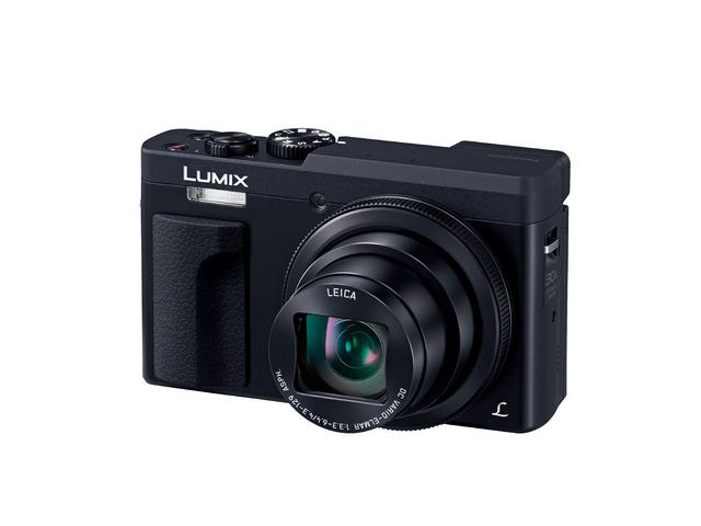 パナソニック LUMIXルミックス デジタルカメラDC-TZ90-K
