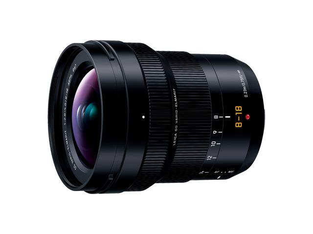 パナソニック デジタル一眼カメラ用交換レンズH-E08018