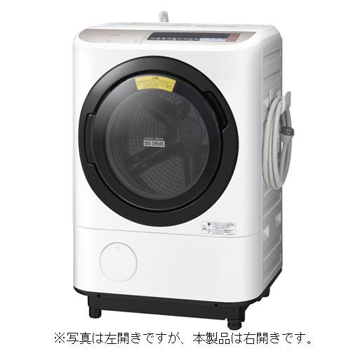 日立 12.0kg 洗濯乾燥機 BD-NX120BR-N【右開き→】