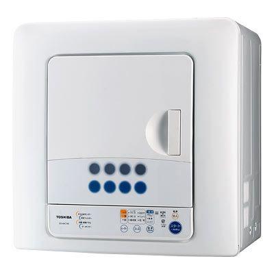 東芝 ED-60C【乾燥容量6.0kg 電気衣類乾燥機】
