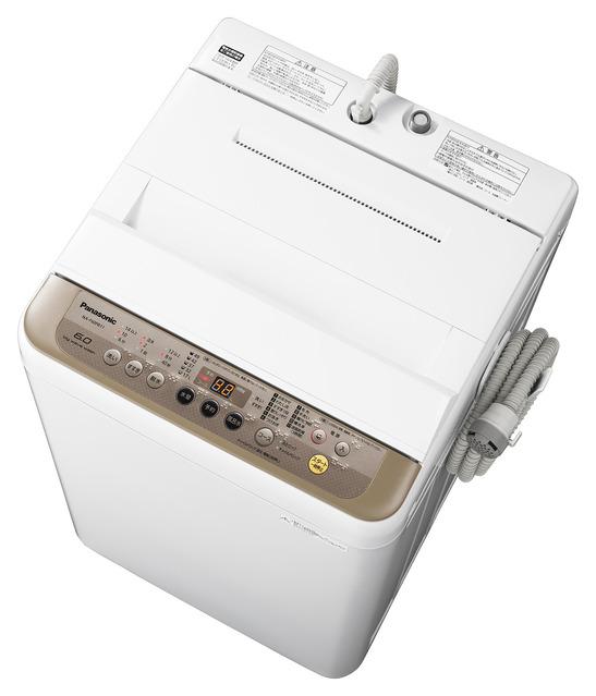 パナソニック 全自動洗濯機 NA-F60PB11-T