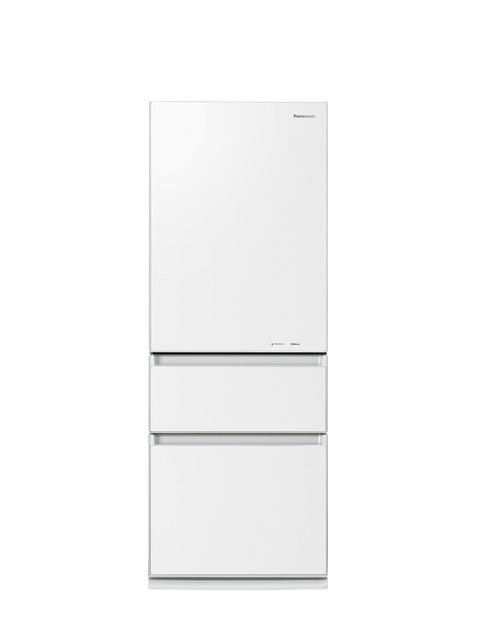 【標準設置無料】 パナソニック 315L ノンフロン冷凍冷蔵庫右開き→ NR-C32HGM-W