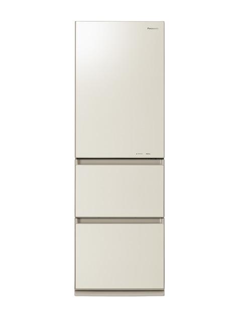 【標準設置無料】 パナソニック 365L ノンフロン冷凍冷蔵庫 左開き→ NR-C37HGML-N
