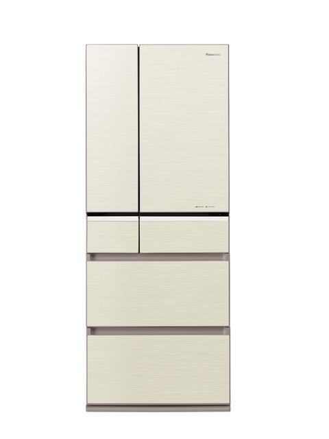 基本設置無料 パナソニック 470L パーシャル搭載冷蔵庫 NR-F473XPV-N 質量 97kg