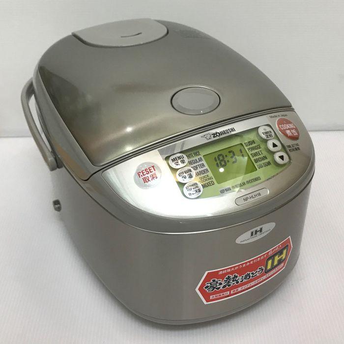 海外向け炊飯器 象印 NP-HLH18-XA 【220仕様】 1升炊き rice cooker