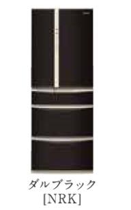 パナソニック 18年度モデル NR-J41ML-NRK ダルブラック【ボディカラー:ライトベージュ<Nシリーズ>コーディネイト冷蔵庫406L】納期約1ヶ月 ←左開き 設置無料