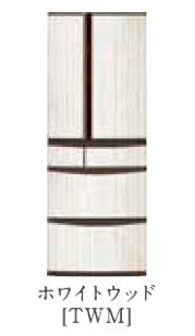 パナソニック 18年度モデル NR-J41ML-TWM ホワイトウッド【ボディカラー:ブラウン<Tシリーズ>コーディネイト冷蔵庫406L】納期約1ヶ月 ←左開き 設置無料