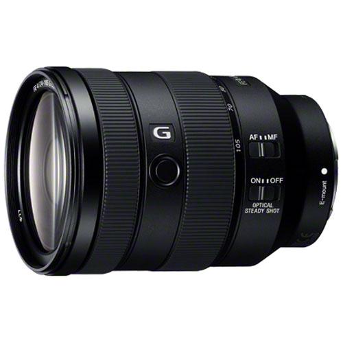 ソニー FE 24-105mm F4 G OSS SEL24105G