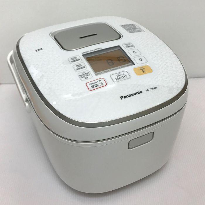 松下牌Panasonic SR-THB185-W 【容量1.8L 電圧AC:220V伏 炊飯器 IH電飯鍋RiceCookers 海外仕様overseas Model】