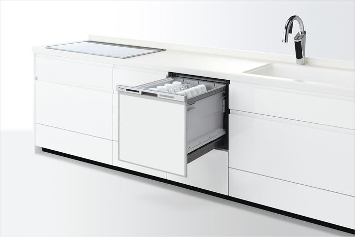 パナソニック ミドルタイプ Mシリーズ 幅45cmタイプ ビルトイン食器洗い乾燥機 NP-45MS8S