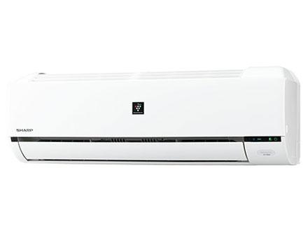 シャープ 18年度モデル H-Dシリーズ AY-H40D-W 高濃度プラズマクラスター搭載 冷暖房タイプ14畳用エアコン