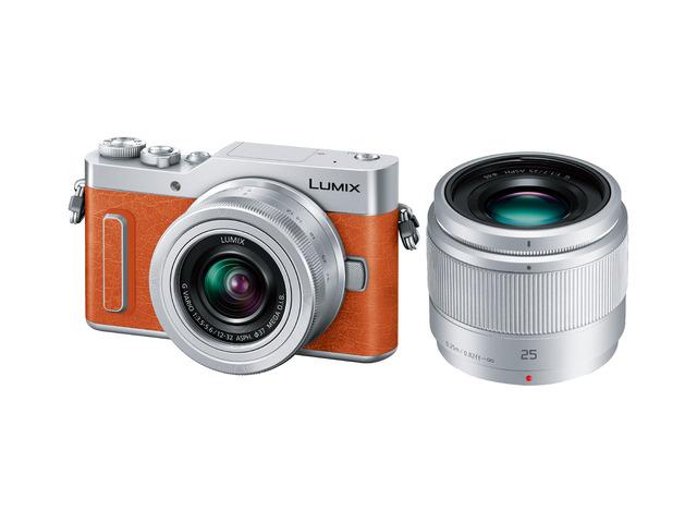 パナソニック デジタル一眼カメラ/ダブルレンズキット DC-GF90W-D