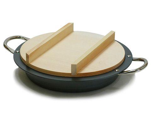 リバーライト 「極 JAPAN」 すき焼き鍋 日本製