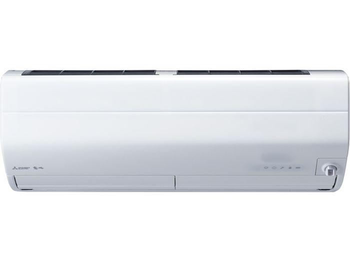 三菱 2018年モデル 霧ヶ峰 Zシリーズ MSZ-ZXV2518-W 冷暖房8畳用エアコン