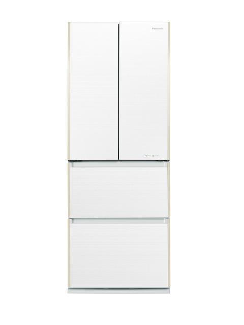 【標準設置無料】 パナソニック 505L パーシャル搭載冷蔵庫 NR-JD5103V-W