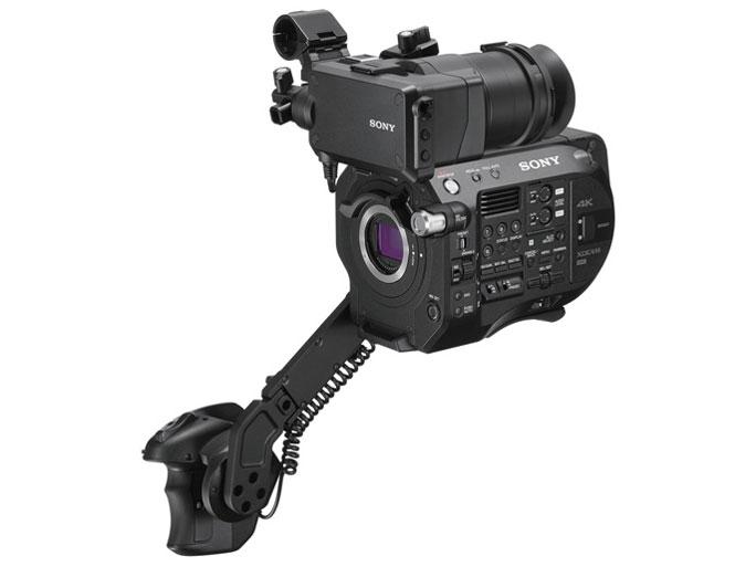 ソニー XDCAMメモリーカムコーダー レンズ無しモデル PXW-FS7M2