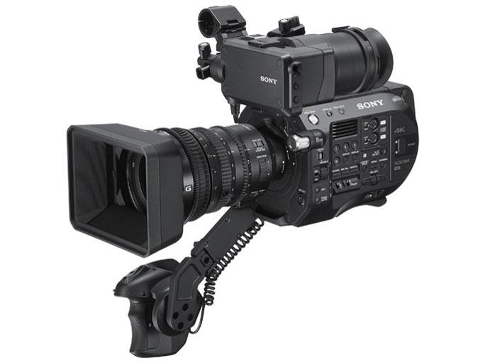 ソニー XDCAMメモリーカムコーダー レンズ付属モデル PXW-FS7M2K