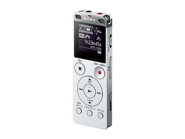 ソニー リニアPCM対応ICレコーダー 8GB ICD-UX565F-S