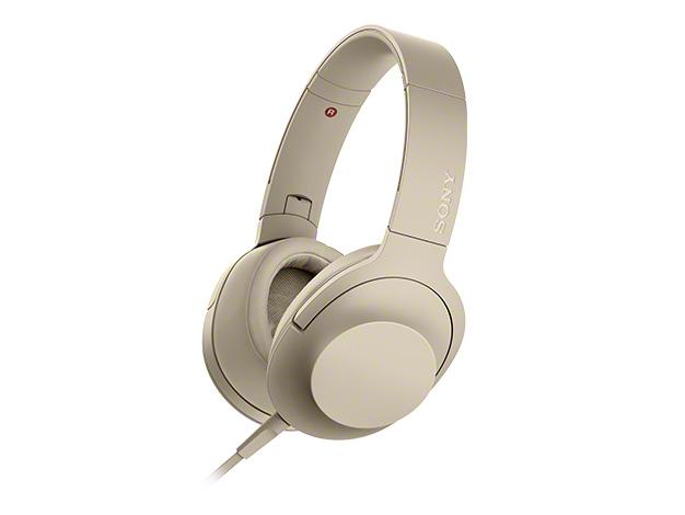 ソニー ハイレゾ音源対応ヘッドホン MDR-H600A-N