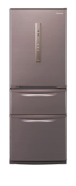 【標準設置無料】 パナソニック 315L ノンフロン冷凍冷蔵庫 NR-C32HM-T右開き→