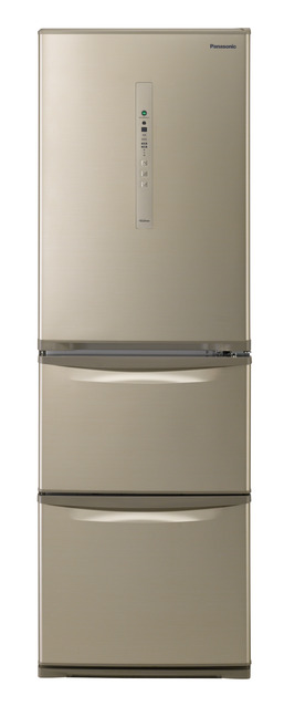 【標準設置無料】 パナソニック 365L ノンフロン冷凍冷蔵庫 NR-C37HC-N右開き→