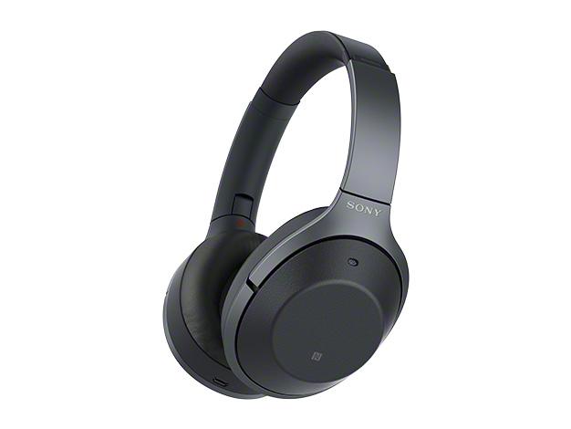 ソニー ノイズキャンセリング機能搭載Bluetooth対応ダイナミック密閉型ヘッドホン WH-1000XM2B