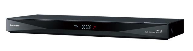 パナソニック DIGA 500GB HDD/2チューナー搭載 3D対応ブルーレイレコーダー DMR-BRW550