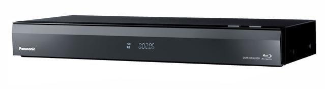 パナソニック DIGA ディーガ2TB HDD/7チューナー搭載 ブルーレイレコーダー DMR-BRX2050