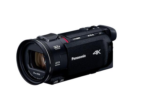 パナソニック デジタルハイビジョンビデオカメラ HC-WZXF1M-K