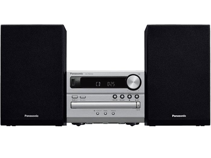 パナソニック SC-PM250-S【CDステレオシステム】
