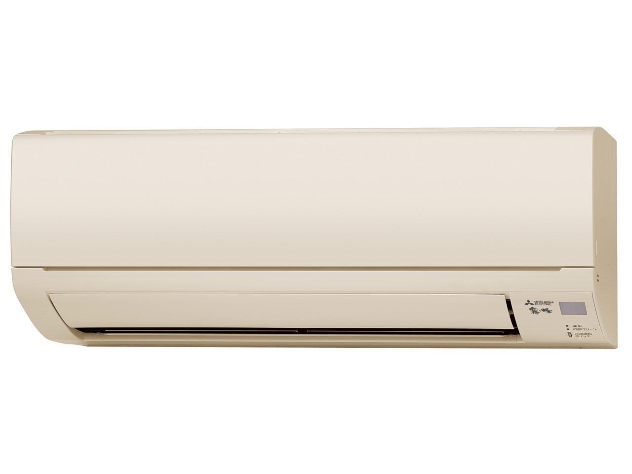 三菱 2018年モデル 霧ヶ峰 GVシリーズ冷暖房6畳用エアコンMSZ-GV2218-T
