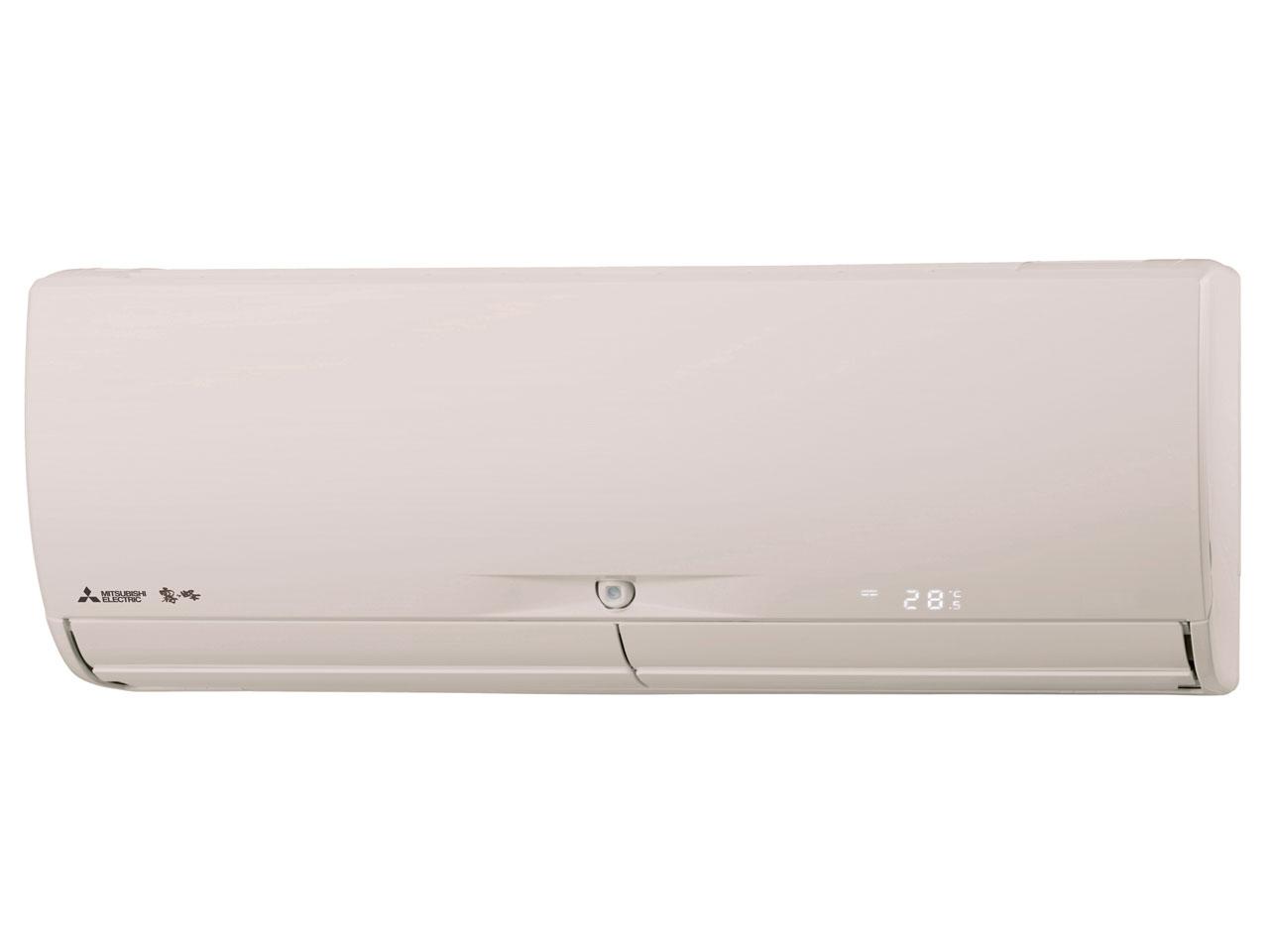 三菱 2018年モデル 霧ヶ峰 JXVシリーズ冷暖房12畳用エアコン200V仕様MSZ-JXV3618S-T