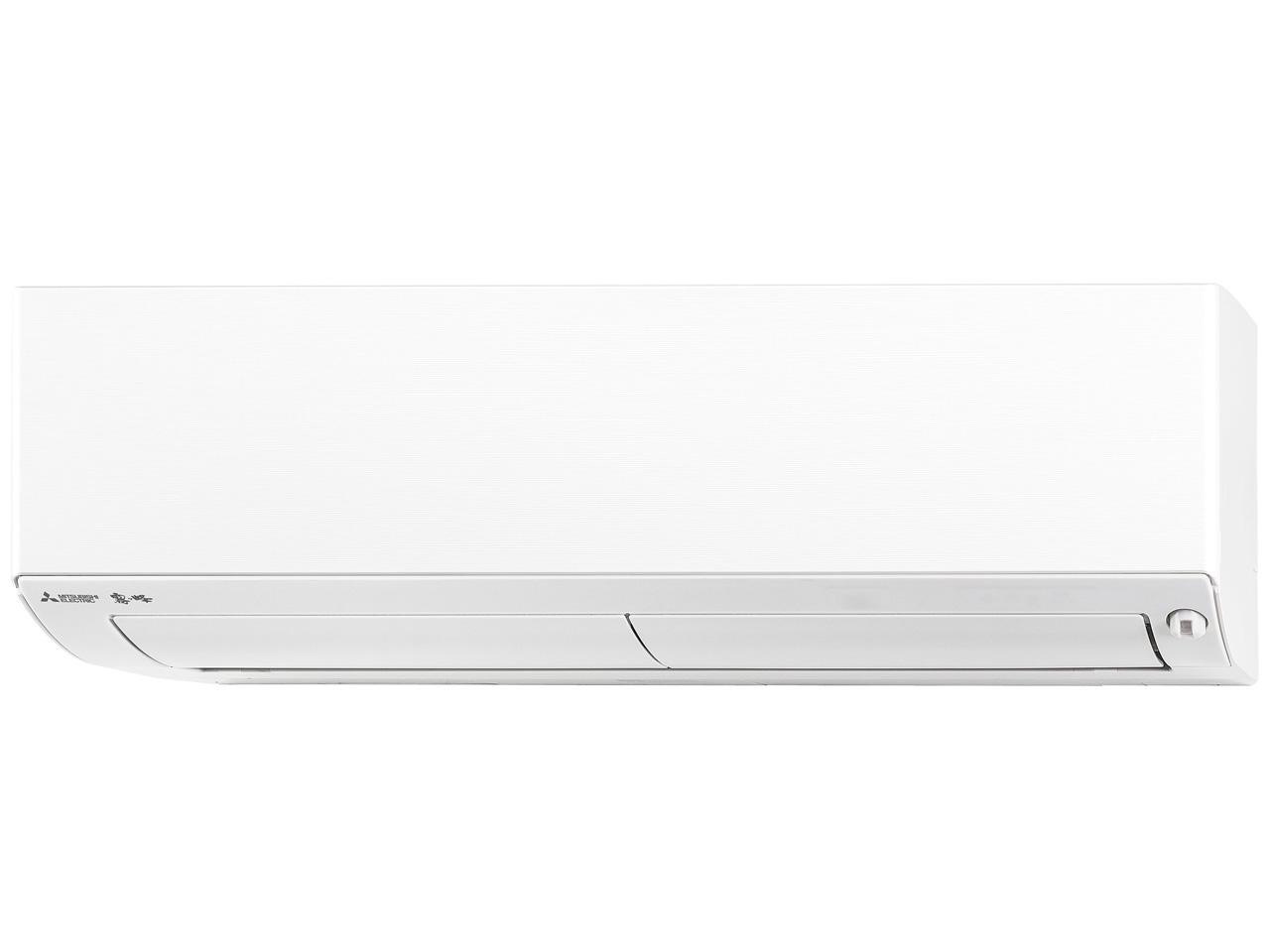 三菱 2018年モデル 霧ヶ峰 Lシリーズ冷暖房18畳用エアコン200V仕様 MSZ-L5618S-W