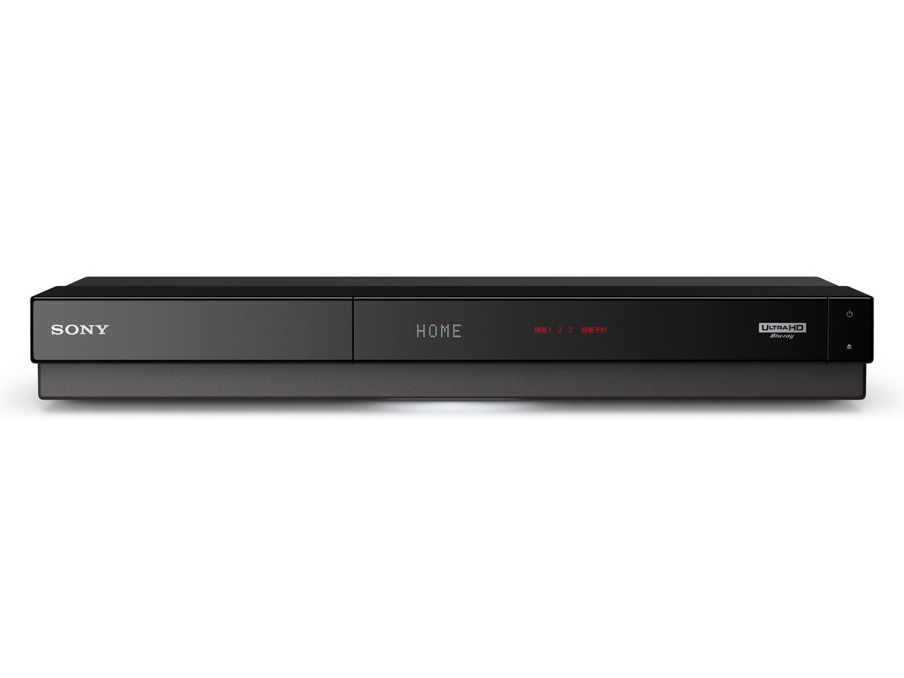 ソニー 4K Ultra HDブルーレイ再生対応2TB HDD/3チューナー搭載 ブルーレイレコーダー BDZ-FT2000
