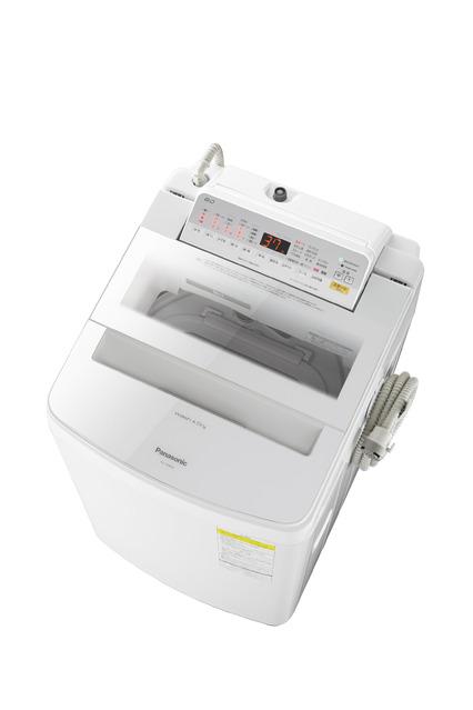 パナソニック 洗濯乾燥機 NA-FW80S6-W