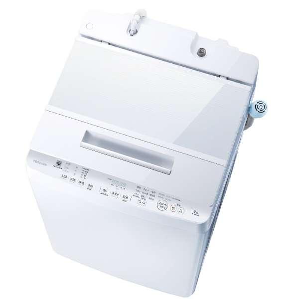 東芝 ZABOON 9.0kg 全自動洗濯機 AW-9SD7-W