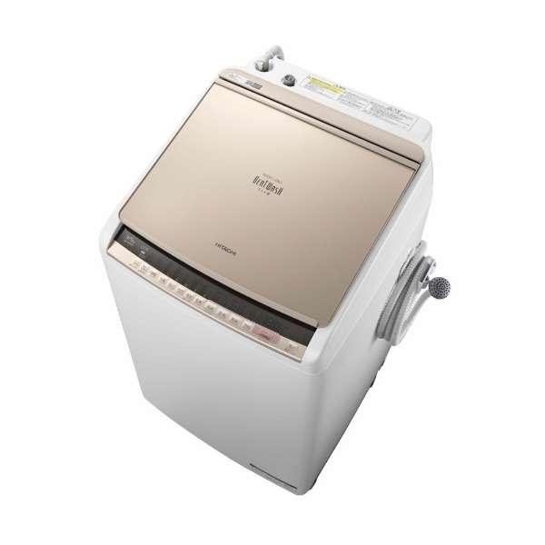 日立 9.0kg 洗濯乾燥機 BW-DV90C-N