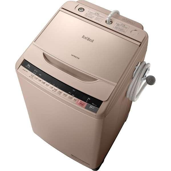日立 10.0kg 全自動洗濯機 BW-V100C-N