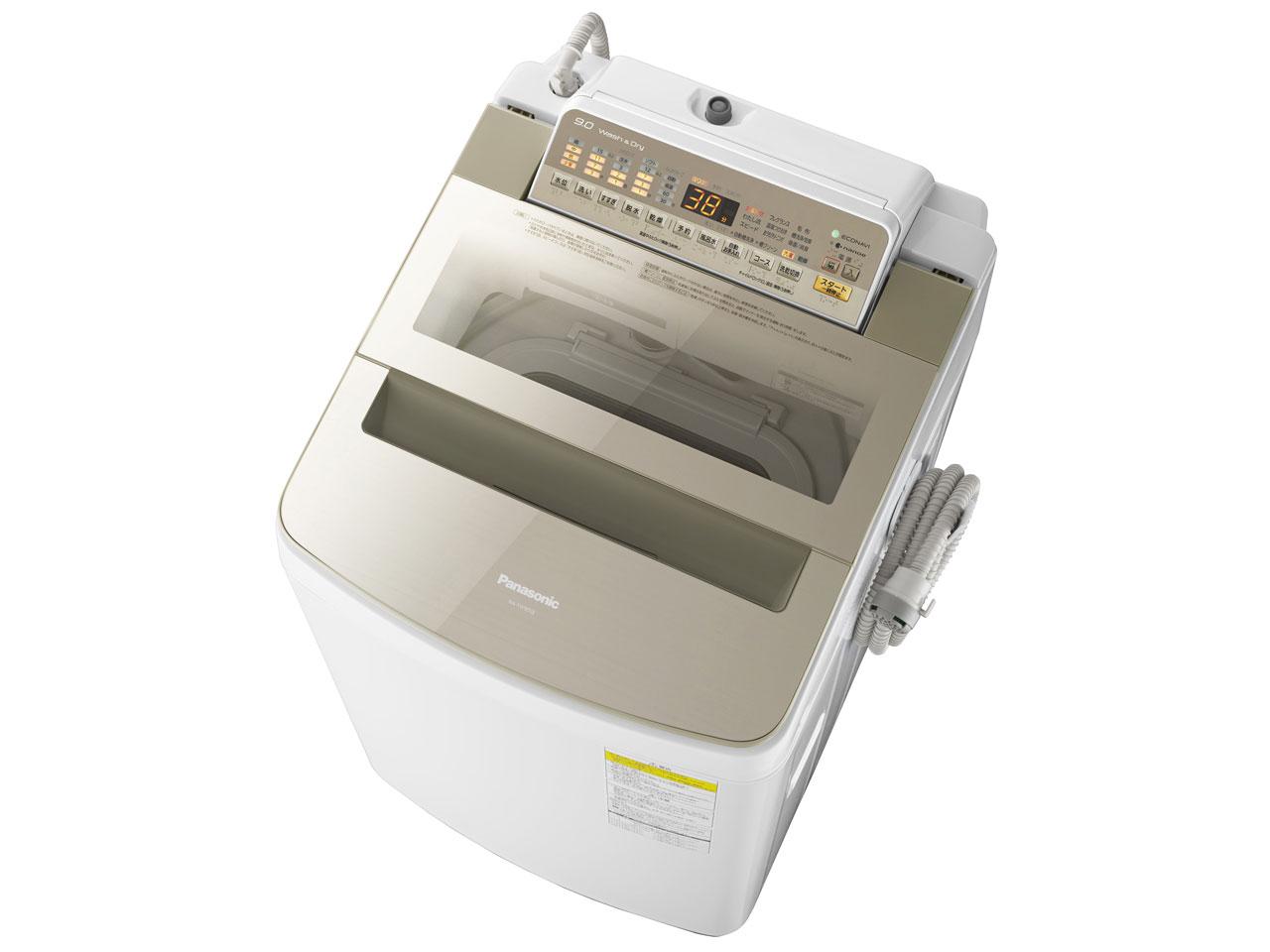 パナソニック 洗濯乾燥機 NA-FW90S5-N